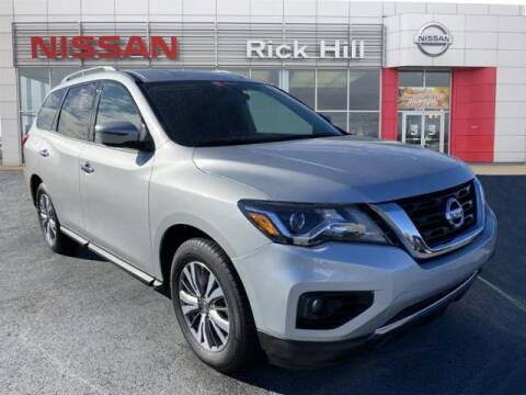 2020 Nissan Pathfinder for sale at Rick Hill Auto Credit in Dyersburg TN