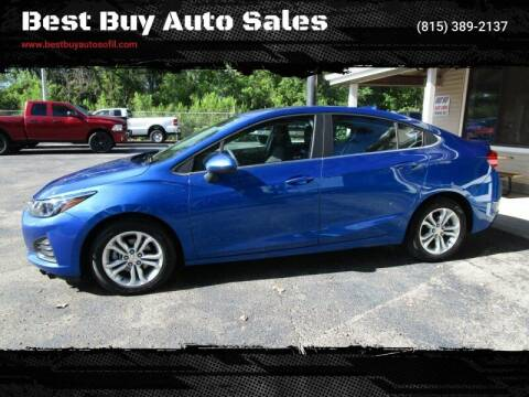 2019 Chevrolet Cruze for sale at Best Buy Auto Sales of Northern IL in South Beloit IL