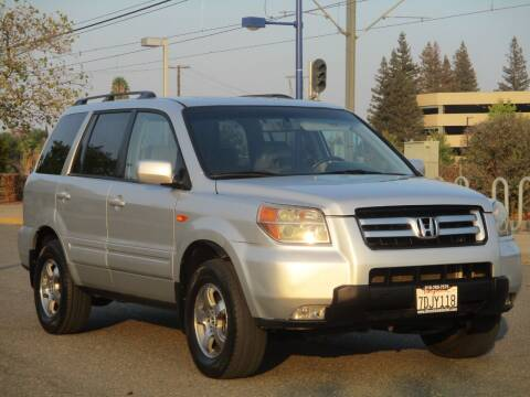 2006 Honda Pilot for sale at General Auto Sales Corp in Sacramento CA