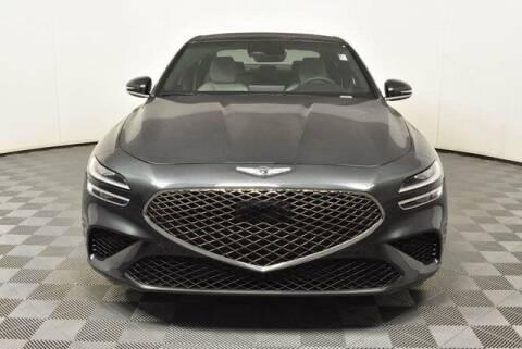 2022 Genesis G70 for sale at Southern Auto Solutions-Jim Ellis Hyundai in Marietta GA