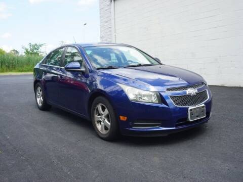 2013 Chevrolet Cruze for sale at Ron's Automotive in Manchester MD