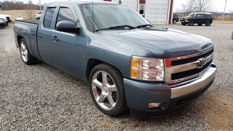 2007 Chevrolet Silverado 1500 for sale at Vess Auto in Danville OH