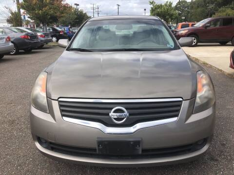 2007 Nissan Altima for sale at Advantage Motors in Newport News VA