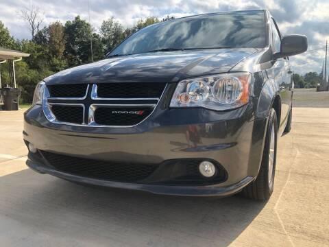 2018 Dodge Grand Caravan for sale at A&C Auto Sales in Moody AL