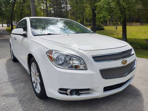 2012 Chevrolet Malibu for sale at Lanier Motor Company in Lexington NC