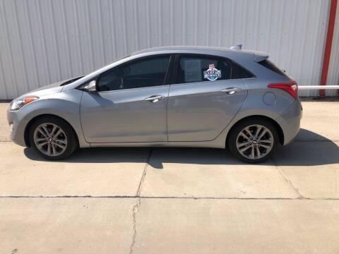 2016 Hyundai Elantra GT for sale at WESTERN MOTOR COMPANY in Hobbs NM