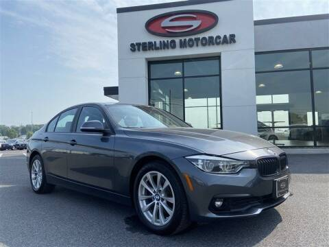 2018 BMW 3 Series for sale at Sterling Motorcar in Ephrata PA
