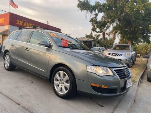 2007 Volkswagen Passat for sale at 3K Auto in Escondido CA