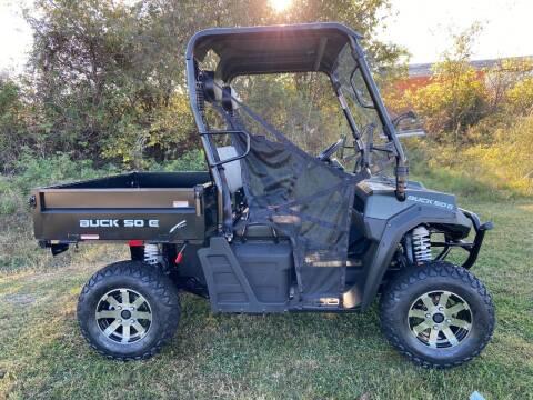 2020 BENNCHE BUCK 50 EV for sale at JENTSCH MOTORS in Hearne TX