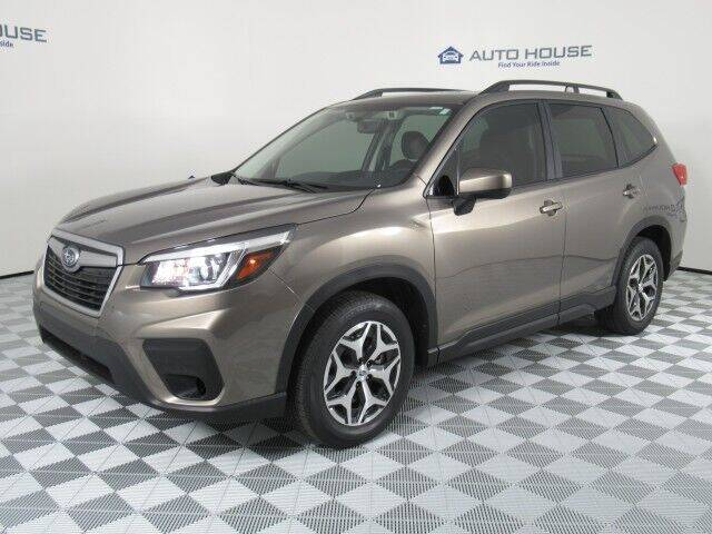 2020 Subaru Forester for sale at AUTO HOUSE TEMPE in Tempe AZ