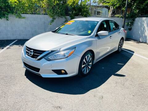 2017 Nissan Altima for sale at Used Cars Fresno Inc in Fresno CA