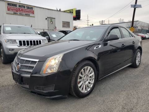 2011 Cadillac CTS for sale at MENNE AUTO SALES in Hasbrouck Heights NJ