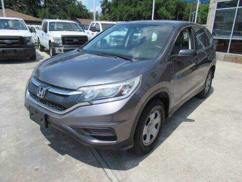 2015 Honda CR-V for sale at Lone Star Auto Center in Spring TX