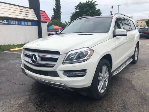 2013 Mercedes-Benz GL-Class for sale at Gtr Motors in Fort Lauderdale FL