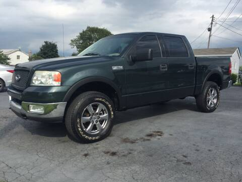 2004 Ford F-150 for sale at Barnsley Auto Sales in Oxford PA