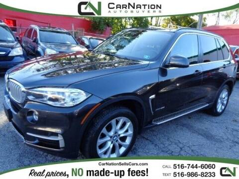 2016 BMW X5 for sale at CarNation AUTOBUYERS Inc. in Rockville Centre NY