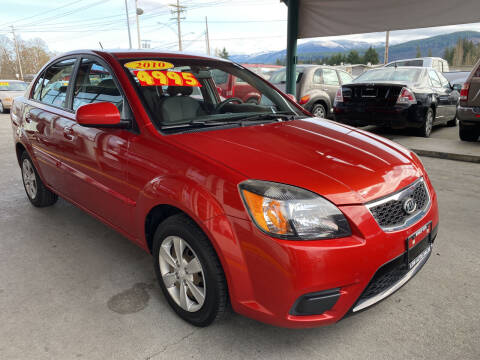 2010 Kia Rio for sale at Low Auto Sales in Sedro Woolley WA