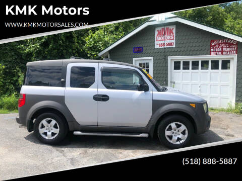 2004 Honda Element for sale at KMK Motors in Latham NY