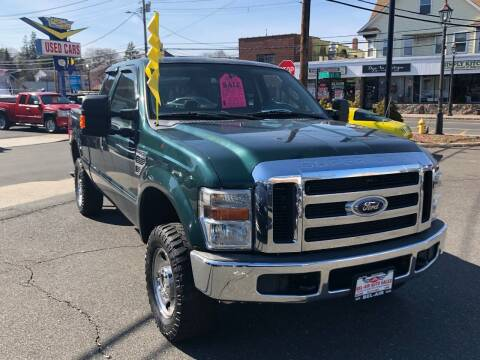 2009 Ford F-250 Super Duty for sale at Bel Air Auto Sales in Milford CT