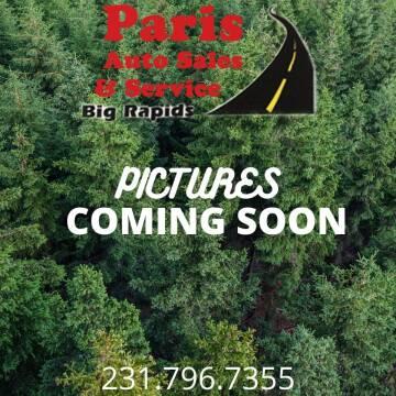2012 Dodge Grand Caravan for sale at Paris Auto Sales & Service in Big Rapids MI