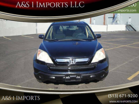 2007 Honda CR-V for sale at A&S 1 Imports LLC in Cincinnati OH