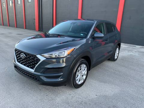 2019 Hyundai Tucson for sale at Ven-Usa Autosales Inc in Miami FL