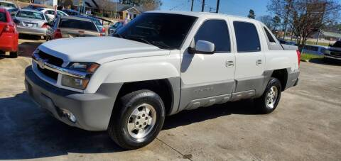2002 Chevrolet Avalanche for sale at Select Auto Sales in Hephzibah GA