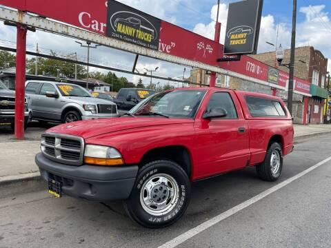 2004 Dodge Dakota for sale at Manny Trucks in Chicago IL