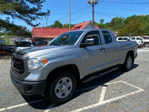 2015 Toyota Tundra for sale at Car Online in Roswell GA