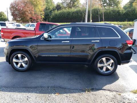 2015 Jeep Grand Cherokee for sale at Green Tree Motors in Elizabethton TN