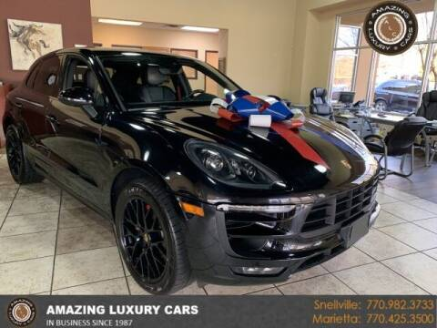 2017 Porsche Macan for sale at Amazing Luxury Cars in Snellville GA
