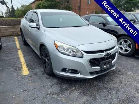 2014 Chevrolet Malibu for sale at Vorderman Imports in Fort Wayne IN