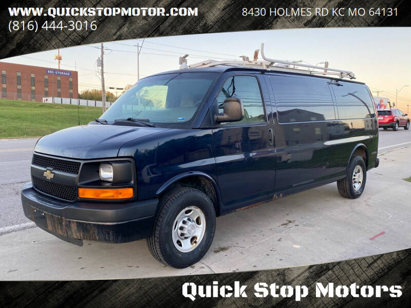 2009 Chevrolet Express Cargo for sale at Quick Stop Motors in Kansas City MO