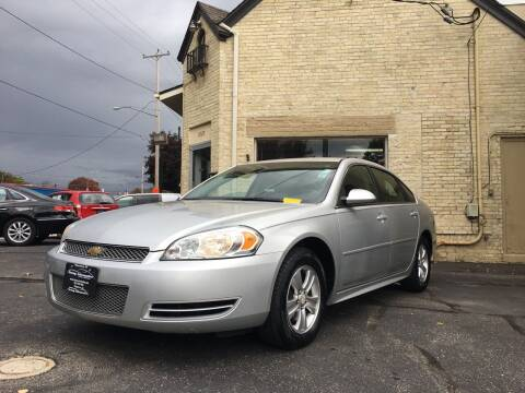 2015 Chevrolet Impala Limited for sale at Strong Automotive in Watertown WI