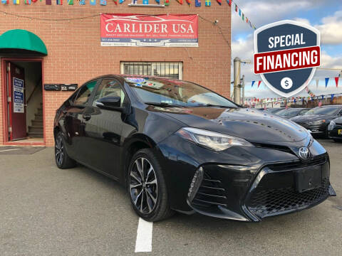 2017 Toyota Corolla for sale at Carlider USA in Everett MA