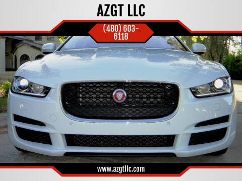 2017 Jaguar XE for sale at AZGT LLC in Phoenix AZ