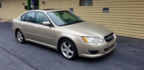2008 Subaru Legacy for sale at Cars Trend LLC in Harrisburg PA