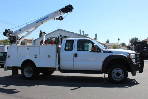 2016 Ford F-550 Super Duty for sale at CA Lease Returns in Livermore CA