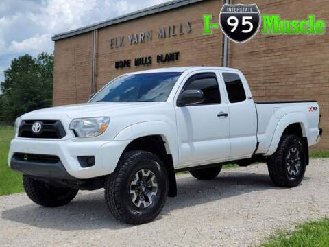 2015 Toyota Tacoma for sale at I-95 Muscle in Hope Mills NC