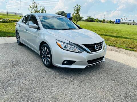 2016 Nissan Altima for sale at Airport Motors in Saint Francis WI