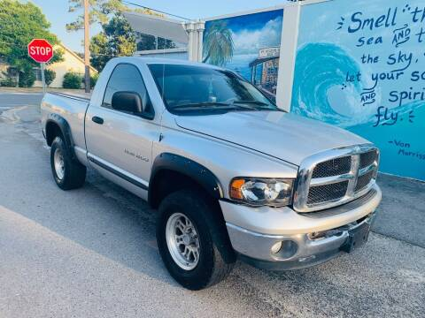 2005 Dodge Ram Pickup 1500 for sale at Asap Motors Inc in Fort Walton Beach FL
