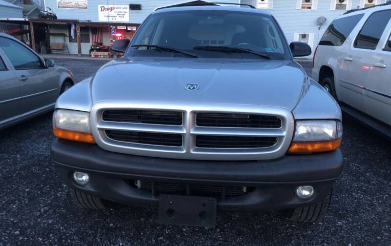 2003 Dodge Durango SXT 4WD 4dr SUV - East Freedom PA