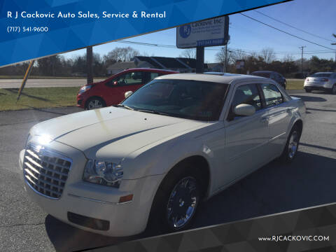 2006 Chrysler 300 for sale at R J Cackovic Auto Sales, Service & Rental in Harrisburg PA
