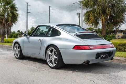 1995 Porsche 911 for sale at ZWECK in Miami FL