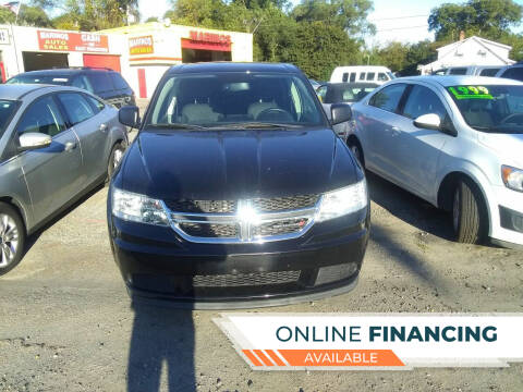 2014 Dodge Journey for sale at Marino's Auto Sales in Laurel DE