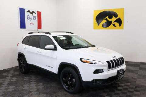 2018 Jeep Cherokee for sale at Carousel Auto Group in Iowa City IA