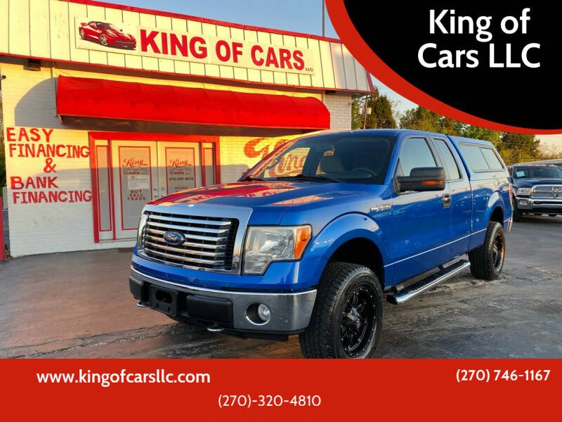 2010 Ford F-150 for sale at King of Cars LLC in Bowling Green KY