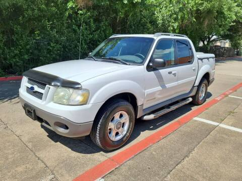 2002 Ford Explorer Sport Trac for sale at DFW Autohaus in Dallas TX