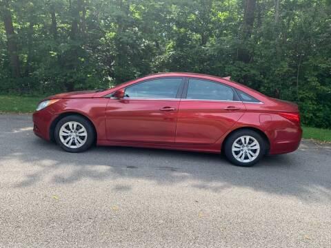 2011 Hyundai Sonata for sale at Elite Auto Plaza in Springfield IL