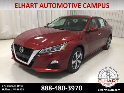 2021 Nissan Altima for sale at Elhart Automotive Campus in Holland MI